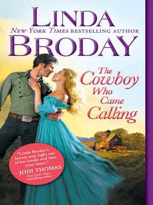 cover image of The Cowboy Who Came Calling
